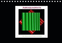 AbraQuadrata (Tischkalender 2019 DIN A5 quer) von Neurohr,  Heinz