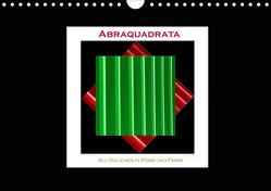 AbraQuadrata (Wandkalender 2020 DIN A4 quer) von Neurohr,  Heinz