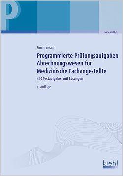 Abrechnungswesen für Medizinische Fachangestellte von Zimmermann,  Elke