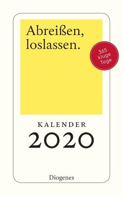 Abreißen, loslassen 2020 von diverse Übersetzer