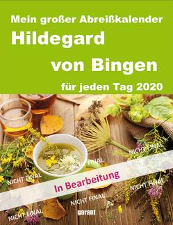 Abreißkalender Hildgard von Bingen 2020