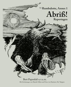 Abriß von Fellin,  Mareile, Gabriel,  Ralph, Köppen,  Hartmut, Papenfuss,  Bert