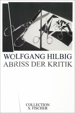 Abriss der Kritik von Hilbig,  Wolfgang