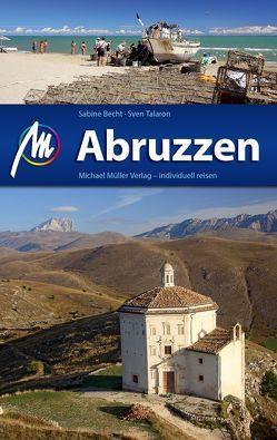 Abruzzen Reiseführer Michael Müller Verlag von Becht,  Sabine, Talaron,  Sven