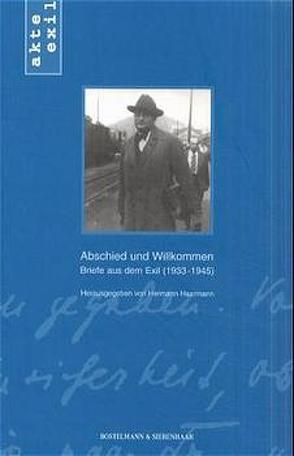 Abschied und Willkommen von Haarmann,  Hermann