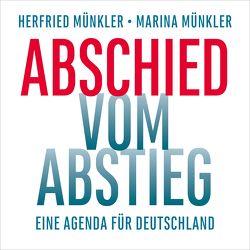 Abschied vom Abstieg von Münkler,  Herfried, Münkler,  Marina, Pessler,  Olaf