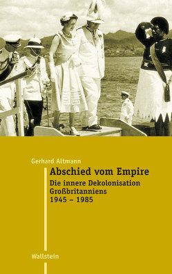 Abschied vom Empire von Altmann,  Gerhard