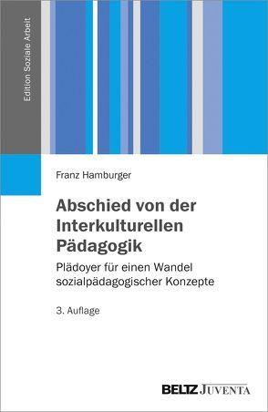 Abschied von der Interkulturellen Pädagogik von Hamburger,  Franz