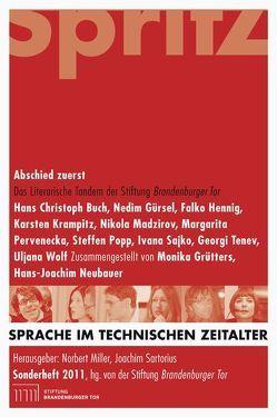 Abschied zuerst von Grütters,  Monika, Neubauer,  Hans-Joachim