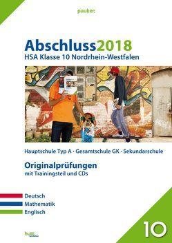 Abschluss 2018 – Hauptschulabschluss Klasse 10 Nordrhein-Westfalen