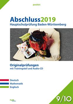Abschluss 2019 – Hauptschulprüfung Baden-Württemberg