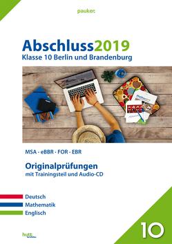 Abschluss 2019 – Klasse 10 Berlin und Brandenburg