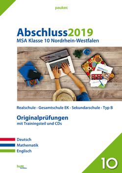 Abschluss 2019 – Mittlerer Schulabschluss Nordrhein-Westfalen