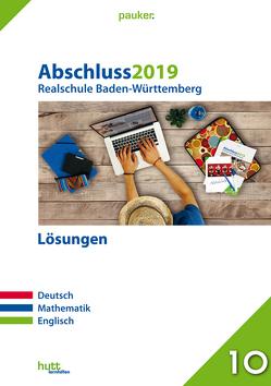 Abschluss 2019 – Realschule Baden-Württemberg Lösungen