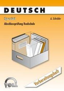 Deutsch Spezial von Schroeder,  Alice