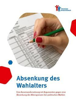 Absenkung des Wahlalters