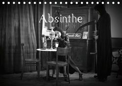 AbsintheCH-Version (Tischkalender 2019 DIN A5 quer) von Villard,  Michel