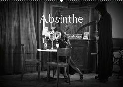 AbsintheCH-Version (Wandkalender 2019 DIN A2 quer) von Villard,  Michel