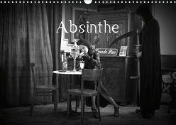 AbsintheCH-Version (Wandkalender 2019 DIN A3 quer) von Villard,  Michel