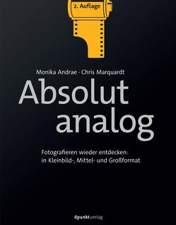 Absolut analog von Andrae,  Monika, Marquardt,  Chris