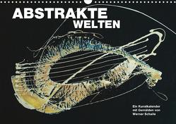 Abstrakte Welten (Wandkalender 2021 DIN A3 quer) von Schaile,  Werner