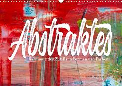 Abstraktes – Harmonie des Zufalls in Formen und Farben (Wandkalender 2020 DIN A3 quer) von Freise (©lenshiker),  Gunnar