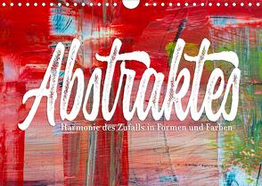 Abstraktes – Harmonie des Zufalls in Formen und Farben (Wandkalender 2020 DIN A4 quer) von Freise (©lenshiker),  Gunnar