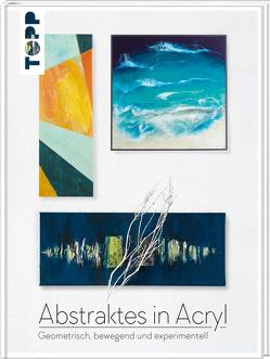 Abstraktes in Acryl von frechverlag, Menz,  Nicole, Wörner,  Gerhard