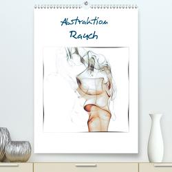Abstraktion Rauch (Premium, hochwertiger DIN A2 Wandkalender 2020, Kunstdruck in Hochglanz) von Rosin,  Dirk