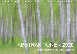 ABSTRAKTIONEN 2020 (Tischkalender 2020 DIN A5 quer) von Burdach,  Daniel