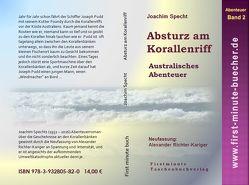 Absturz am Korallenriff von Specht,  Joachim