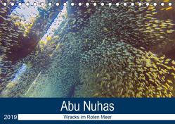 Abu Nuhas – Wracks im Roten Meer (Tischkalender 2019 DIN A5 quer) von Eberschulz,  Lars