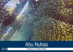 Abu Nuhas – Wracks im Roten Meer (Wandkalender 2019 DIN A2 quer) von Eberschulz,  Lars