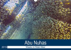 Abu Nuhas – Wracks im Roten Meer (Wandkalender 2019 DIN A3 quer) von Eberschulz,  Lars