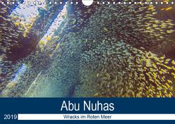 Abu Nuhas – Wracks im Roten Meer (Wandkalender 2019 DIN A4 quer) von Eberschulz,  Lars