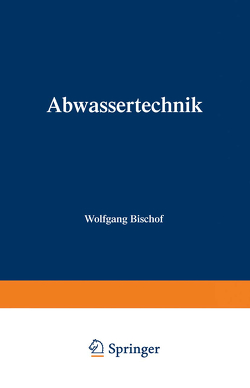 Abwassertechnik von Hosang,  W.