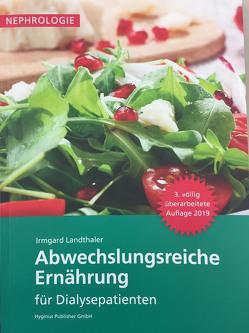 Abwechslungsreiche Ernährung für Dialysepatienten von Mann,  Johannes