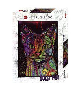 Abyssinian Puzzle von Russo,  Dean