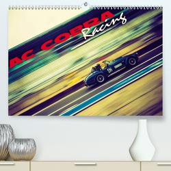 AC Cobra – Racing (Premium, hochwertiger DIN A2 Wandkalender 2020, Kunstdruck in Hochglanz) von Hinrichs,  Johann