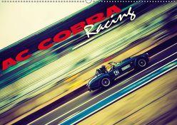 AC Cobra – Racing (Wandkalender 2019 DIN A2 quer)