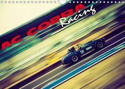 AC Cobra – Racing (Wandkalender 2019 DIN A4 quer)