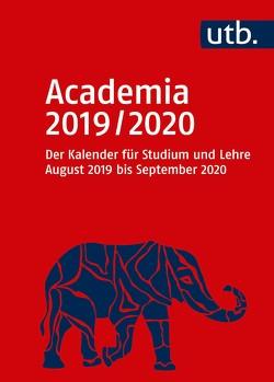 Academia 2019/2020 – Der Kalender für Studium und Lehre