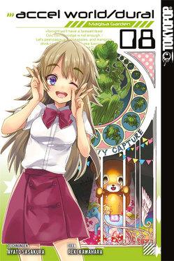 Accel World / Dural – Magisa Garden 08 von Kawahara,  Reki, Sasakura,  Ayato