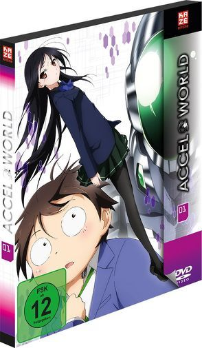 Accel World – DVD 1 von Obara,  Masakazu