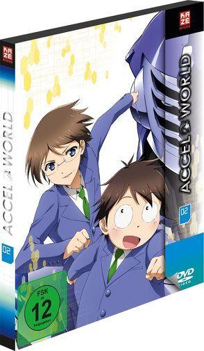 Accel World – DVD 2 von Obara,  Masakazu