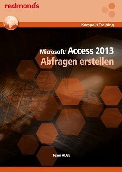 Access 2013 Abfragen erstellen