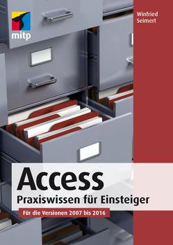 Access 2016 von Seimert,  Winfried