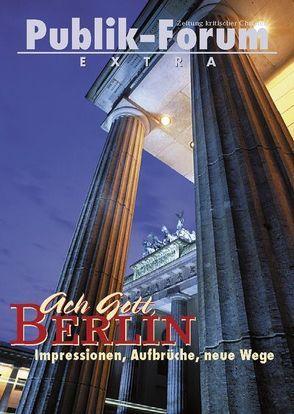 Ach Gott, Berlin von Herrmann,  Monika, Modehn,  Christian, Pawlowski,  Harald, Röder,  Bettina