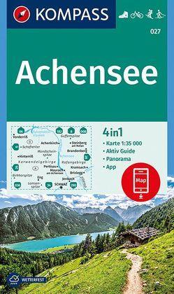 Achensee von KOMPASS-Karten GmbH