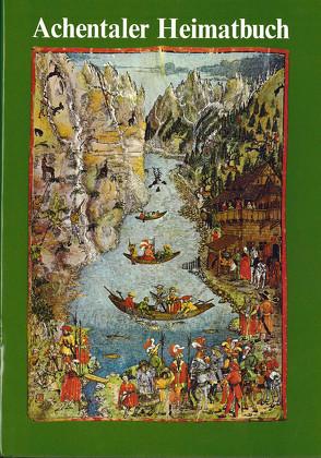 Achentaler Heimatbuch von Staudigl-Jaud,  Katharina